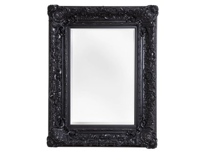 Palermo - Schwarz (mit Spiegel)