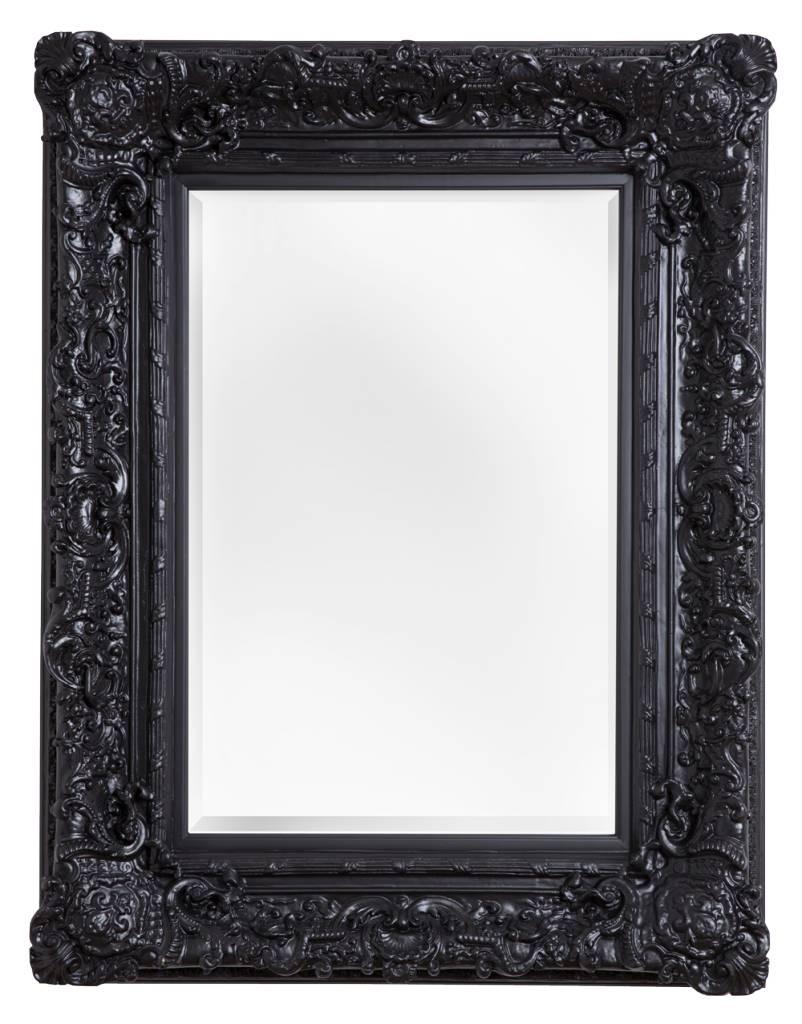 Palermo schwarz mit spiegel for Spiegel 90x100