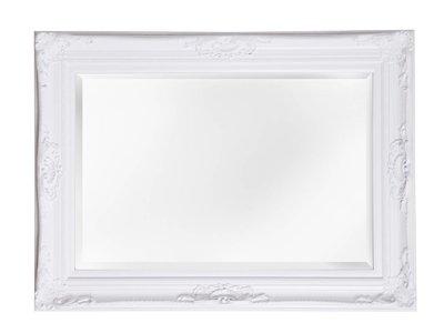 nice spiegel mit wei em barock rahmen. Black Bedroom Furniture Sets. Home Design Ideas