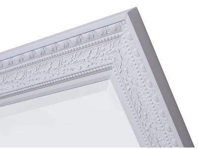 La Spezia - Weiß (mit Spiegel)