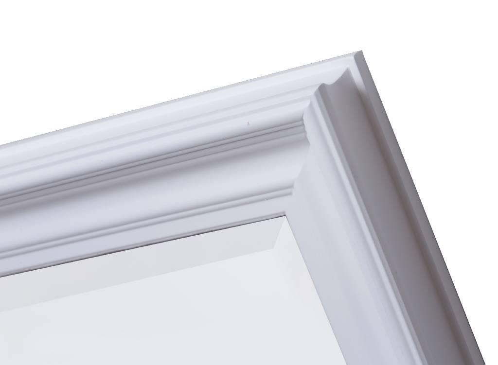 Brescia - Weiß (mit Spiegel)
