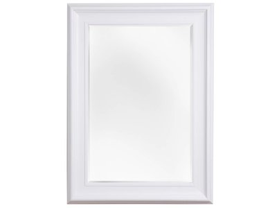 Foggia - Weiß (mit Spiegel)