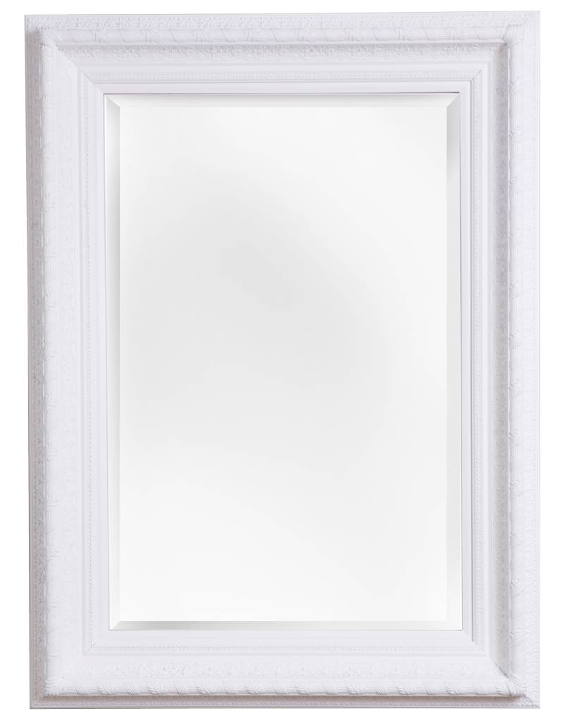 vigo spiegel mit wei em barock rahmen. Black Bedroom Furniture Sets. Home Design Ideas
