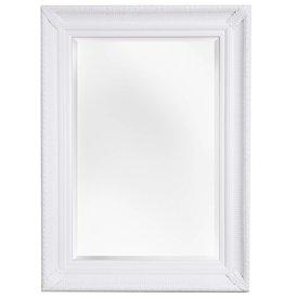 Bari - Spiegel mit einzigartigem weißen Rahmen