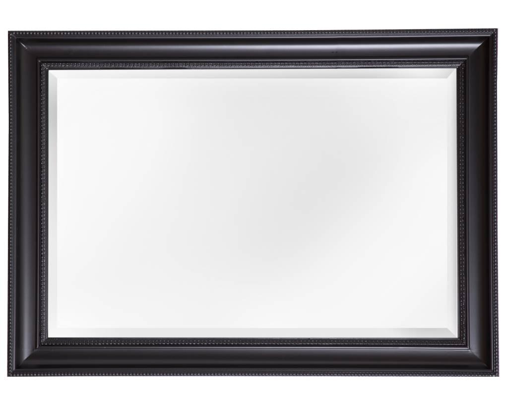 ajaccio spiegel mit schwarzem rahmen. Black Bedroom Furniture Sets. Home Design Ideas