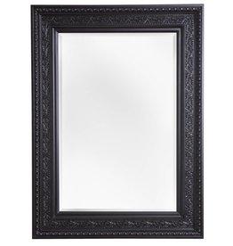 La Spezia - Spiegel mit luxuriösem schwarzem Rahmen