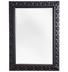 Padua - Spiegel mit schwarzem Rahmen