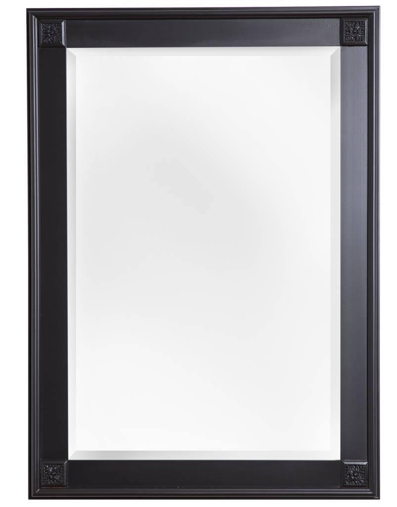 Palma - Spiegel mit einzigartigem schwarzen Rahmen