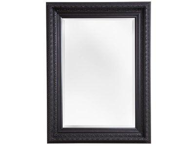 vigo spiegel mit schwarzem barock rahmen. Black Bedroom Furniture Sets. Home Design Ideas