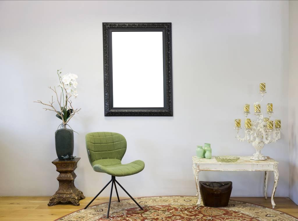 Zaragoza schwarzer barock holzrahmen for Spiegel schwarzer rahmen