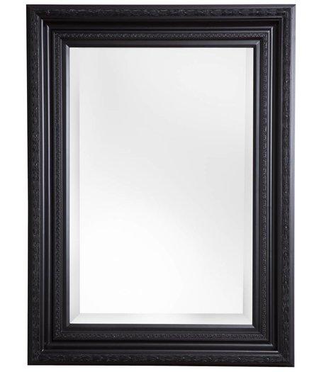 Padua schwarz mit spiegel - Spiegel mit schwarzem rahmen ...