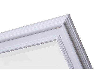 Sevilla - Weiß (mit Spiegel)