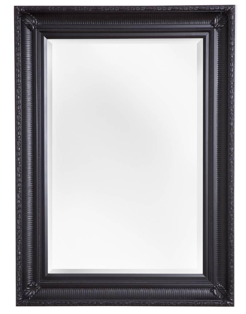 bari spiegel mit einzigartigem schwarzen rahmen. Black Bedroom Furniture Sets. Home Design Ideas