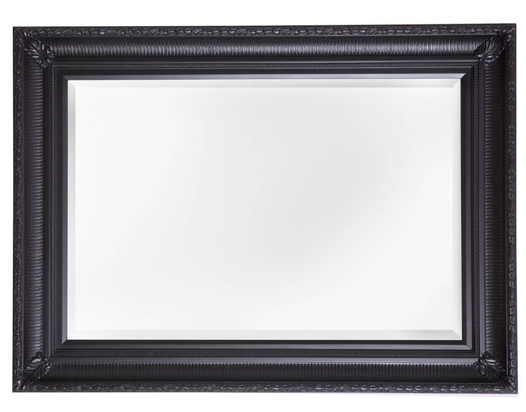 Bari - Spiegel mit einzigartigem schwarzen Rahmen