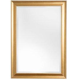 Harlem - Spiegel mit zeitlosem goldenen Rahmen