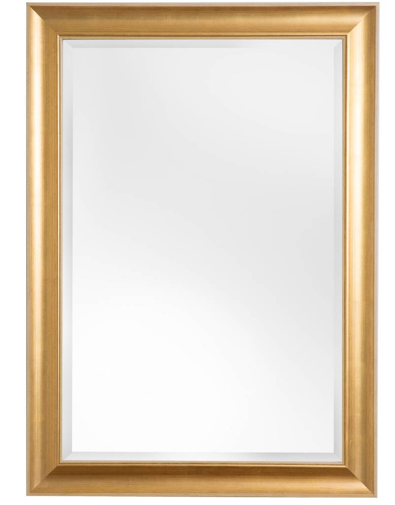 harlem spiegel mit zeitlosem goldenen rahmen. Black Bedroom Furniture Sets. Home Design Ideas