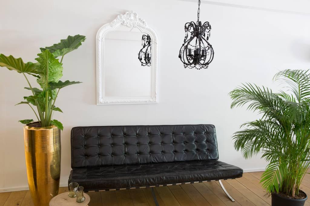 spiegel mit silbernen rahmen spiegel mit rahmen aus 1 mm. Black Bedroom Furniture Sets. Home Design Ideas