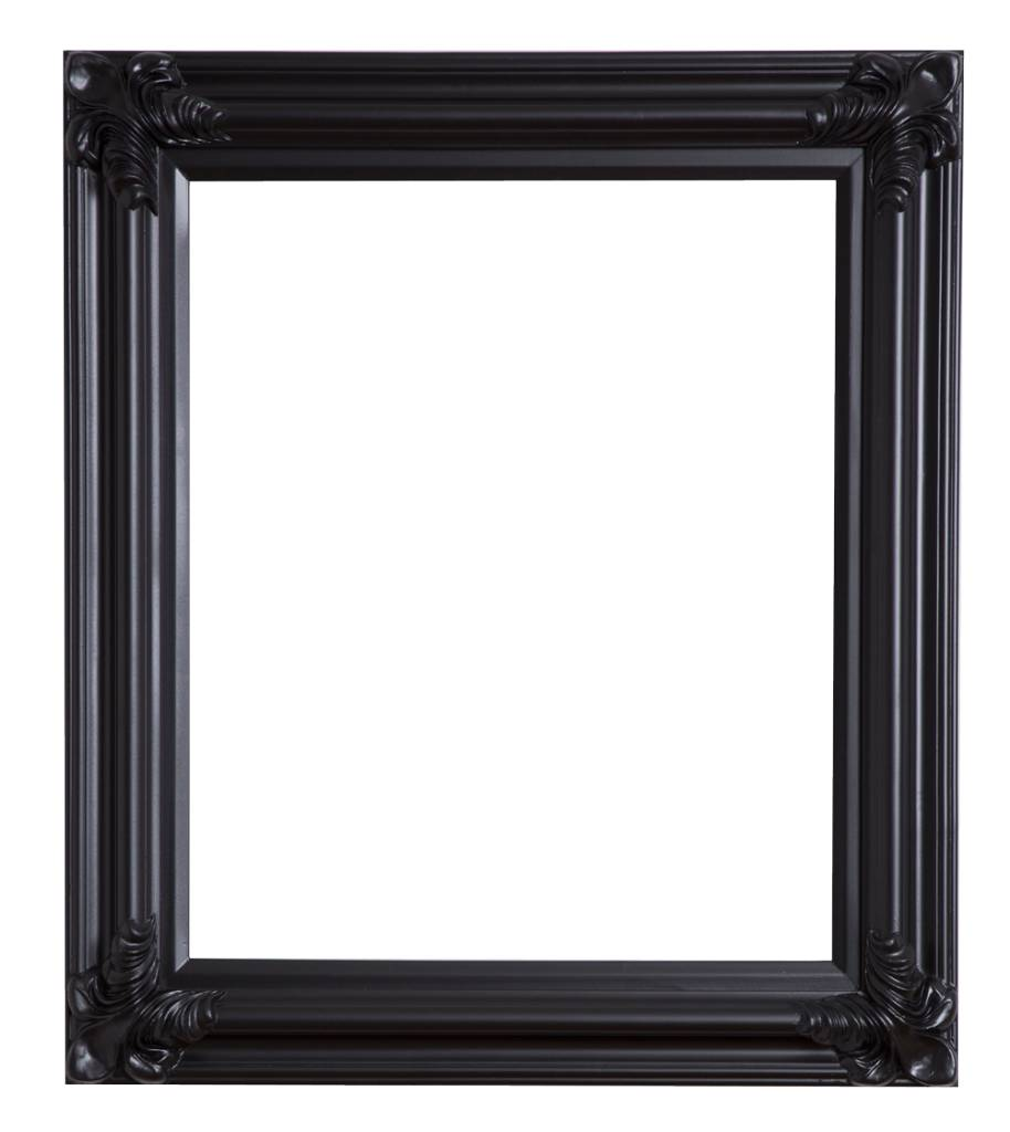 valencia schwarzer klassischer holzrahmen. Black Bedroom Furniture Sets. Home Design Ideas