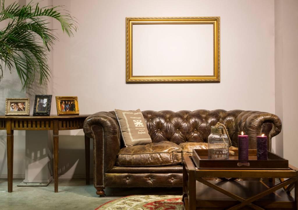 Pizzo goldener Barock-Rahmen - | KunstSpiegel.de