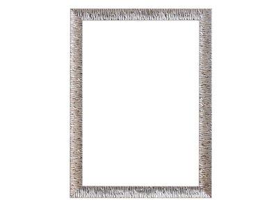 Kapstadt - moderner Silber-Design-Bilderrahmen