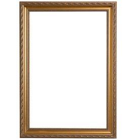 Pizzo - goldener Rahmen