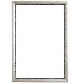 Paola - silberner Rahmen