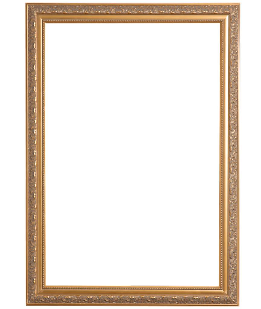 Goldene (antike) Barockrahmen - | KunstSpiegel.de