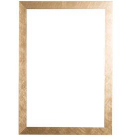 Ormea - moderner goldener Rahmen