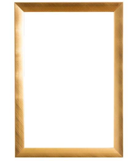 mariotto geb rsteter goldener rahmen mit schwarzem seitenrand. Black Bedroom Furniture Sets. Home Design Ideas