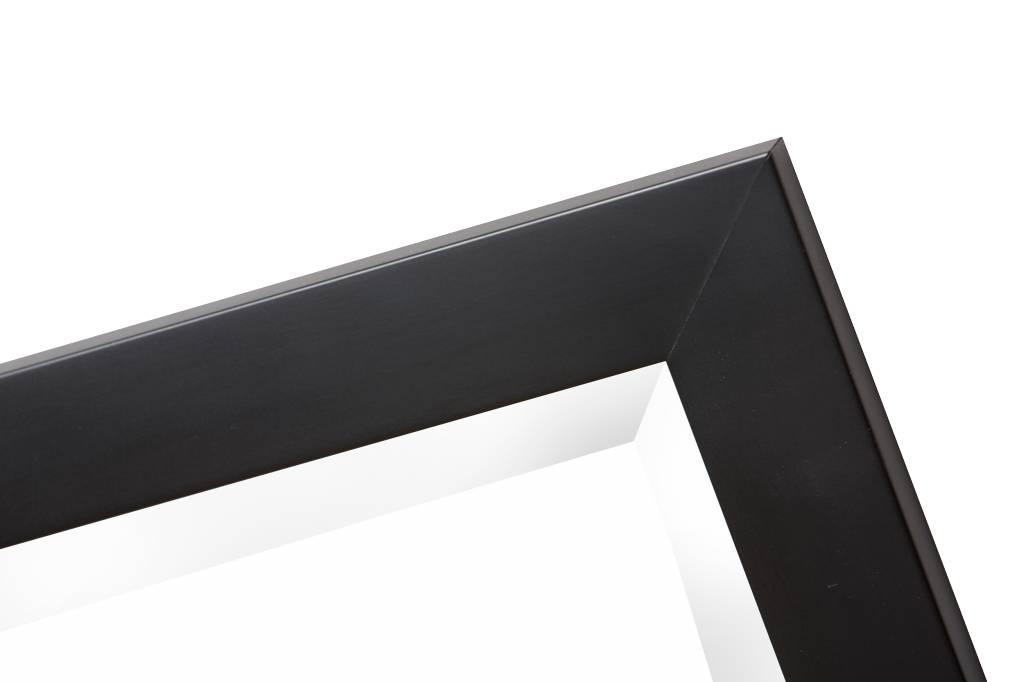 New York - moderner schwarzer Spiegel