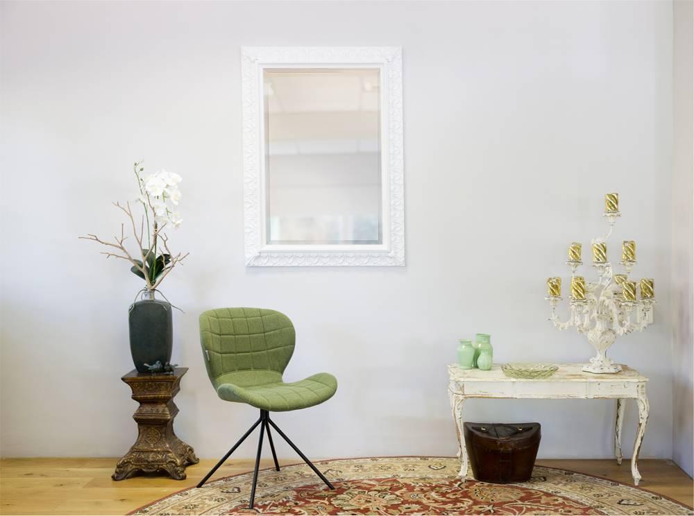 Padua - Spiegel mit weißem Rahmen