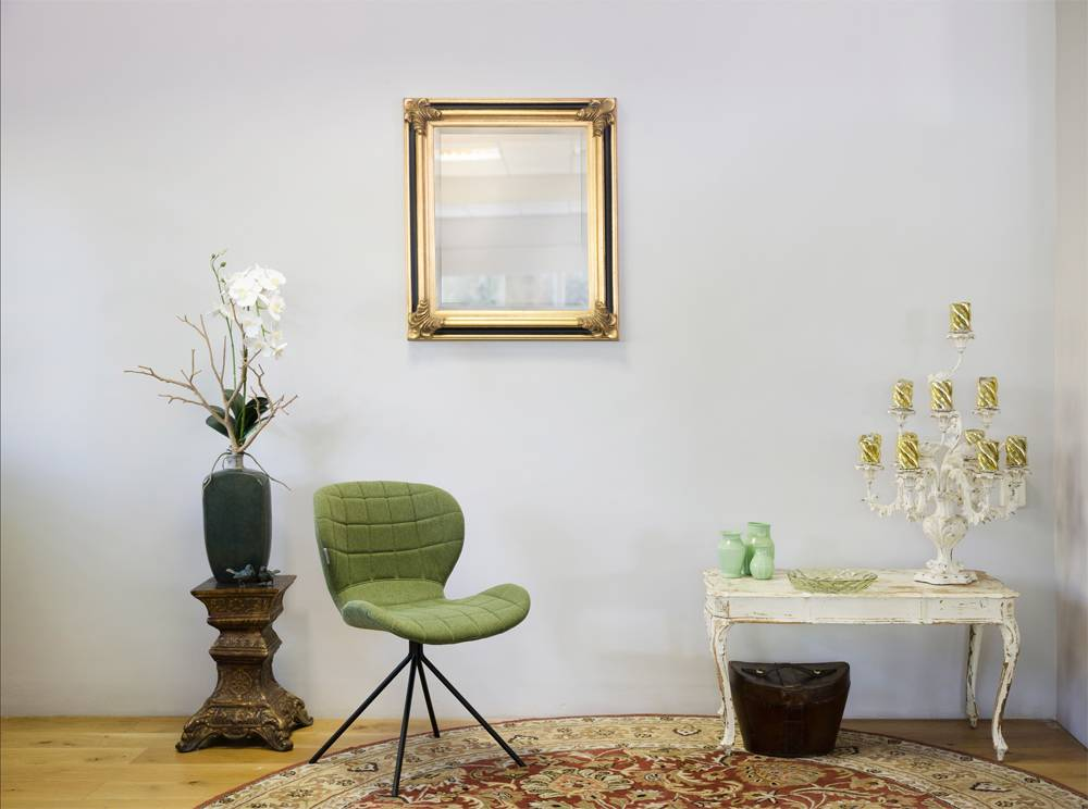 valencia spiegel mit goldrahmen. Black Bedroom Furniture Sets. Home Design Ideas