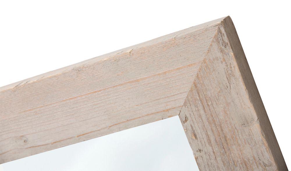 Wood - Gerüstholzrahmen (altes Gerüstholz, nicht geschmirgelt)