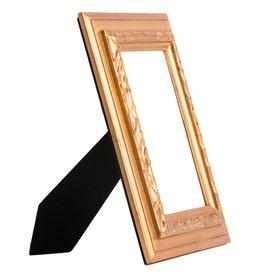 Lazzaro - Goldener Holz-Bilderrahmen