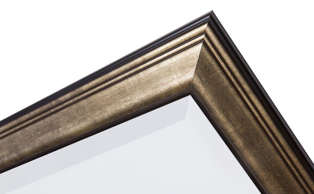 Rieti - Silber (mit Spiegel)