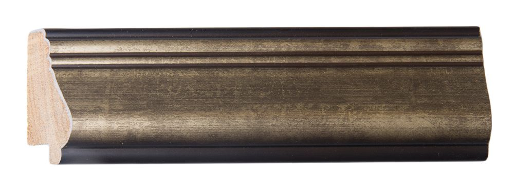Rieti dunkelsilberner Rahmen