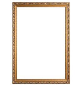 Bonalino - bezahlbarer klassischer goldener Rahmen