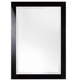 Torino - glänzend schwarzer Spiegel