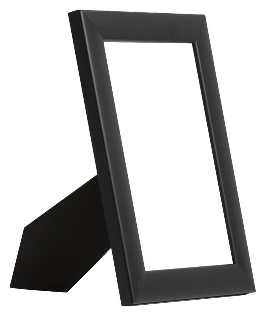 Levie - moderner schwarzer Fotorahmen - | KunstSpiegel.de