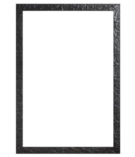 Spiegel schwarzer rahmen spiegel ginos 70x50cm schwarzer for Spiegel schwarzer rahmen
