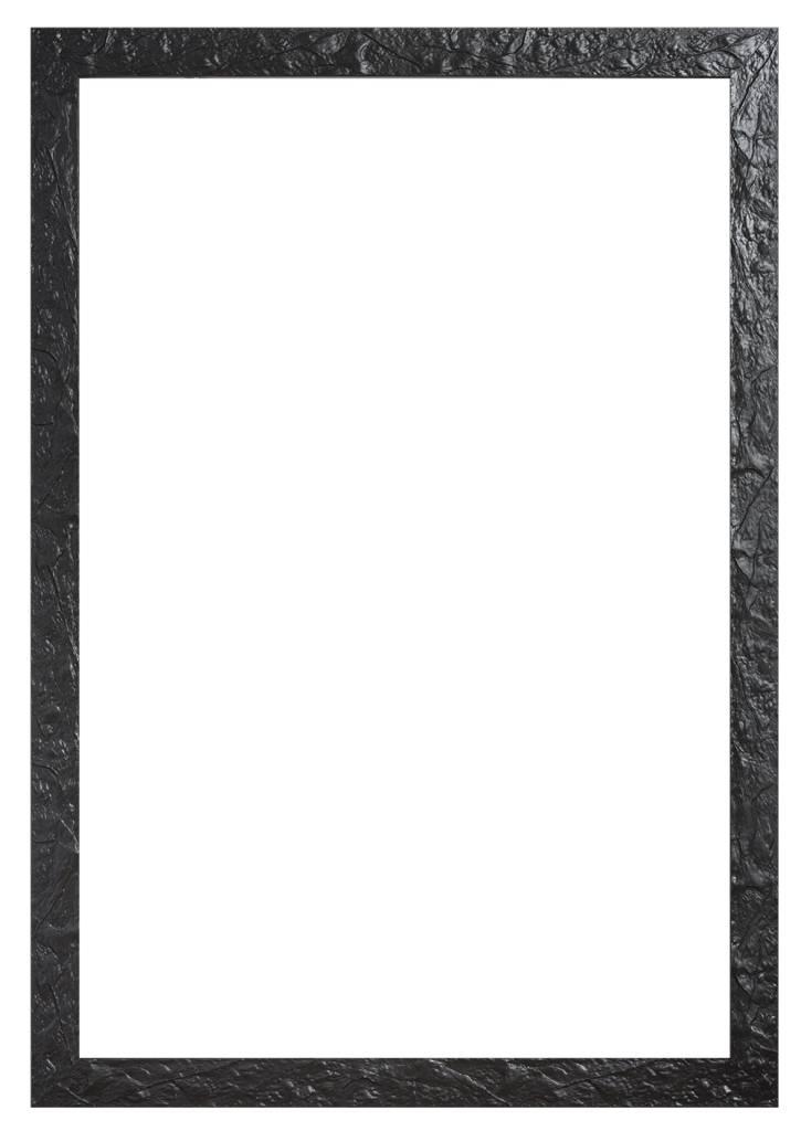 metz sch ner schwarzer rahmen. Black Bedroom Furniture Sets. Home Design Ideas