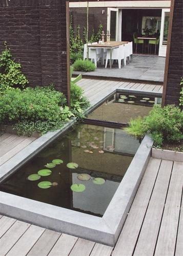 Den Gartenspiegel muss man im Sommer unbedingt haben