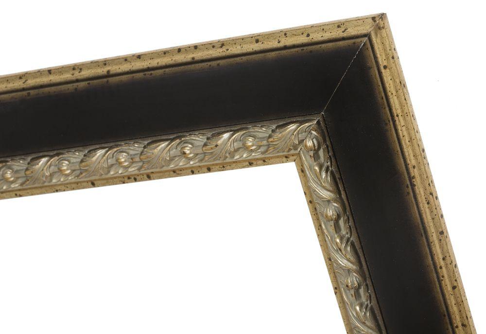 Forli - dunkelbrauner Rahmen