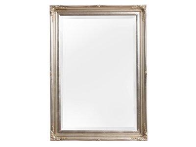 Verona stimmungsvoller spiegel mit klassischem silberrahmen - Spiegel silberrahmen ...
