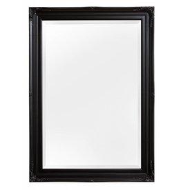Verona - Atmosphäre schaffender Spiegel mit klassischem schwarzem Rahmen