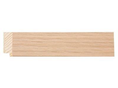 Sardinia Medio - Rahmen aus hellem Holz