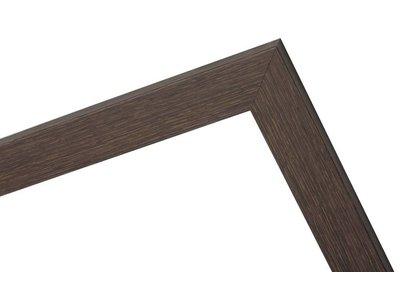 Sardinia Medio - Rahmen aus dunklem Holz