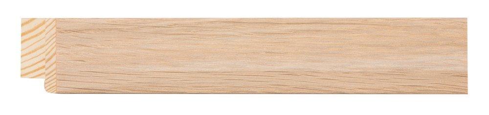 Sardinia Piccolo - Rahmen aus hellem Holz