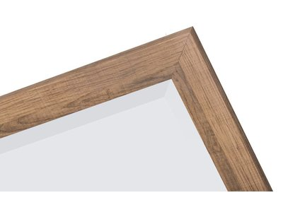 Sardinia Medio - spiegel mit Holzrahmen