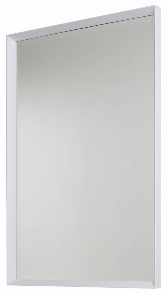 Corsica Piccolo - Spiegel mit weißem  Schattenfugenrahmen